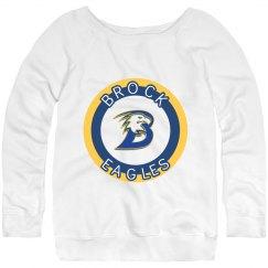Brock Eagles off shoulder