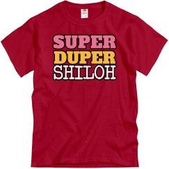 Super Duper Shiloh