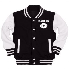 Custom Youth Varsity Jacket