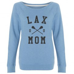 Custom Lax Mom Comfy Crew