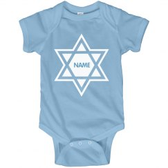 Custom Hanukkah Onesie