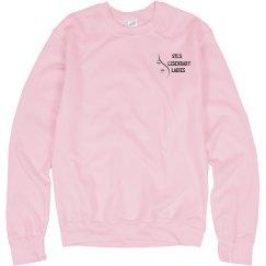 Sweatshirt Pink - 001