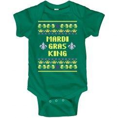 King Baby First Mardi Gras