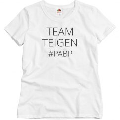 Team Teigen Filthy Mouthed Wife