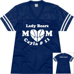 Basketball Mom Jersey #