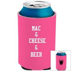 Mac & Cheese & Beer