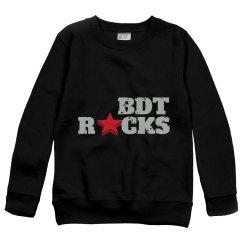 Youth BDT Rocks Crew Sw.