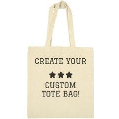 Create a Custom Tote Bag