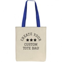Liberty Bags Cotton Canvas Tote Bag