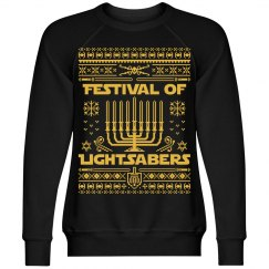 Festival of Lightsabers!