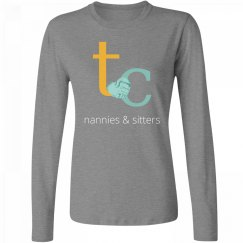nannies & sitters- long-sleeved