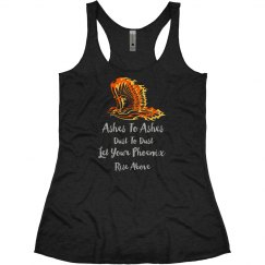 Ashes To Ashes Tank