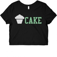 MINT CAKE BLACK NEW