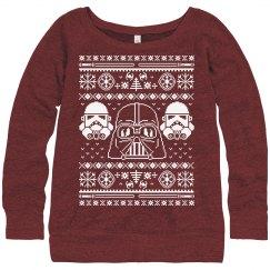 Women's Nerd Xmas Sweater