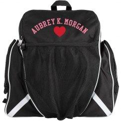Aubrey K. Morgan Travel Bag