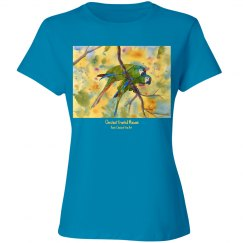 Dotty's Macaws Ladies Relaxed 1