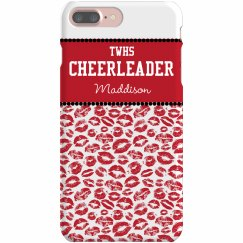 Custom Cheer iPhone Case
