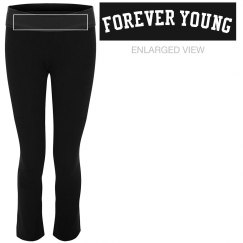 Forever Young, Youth Yoga Pants
