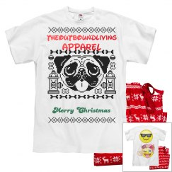 TheOutboundLiving Christmas PJ set