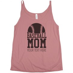 The Trendiest Baseball Mom Design