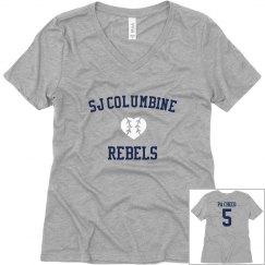Rebel Mom t-shirt