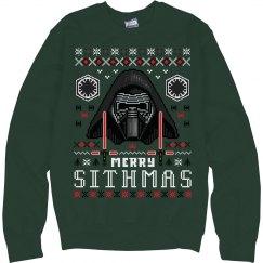 Merry Sithmas Ugly Design