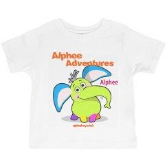 Alphee Adventures Alphee Tee