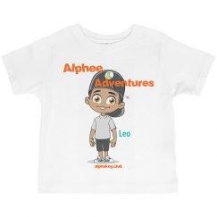 Alphee Adventures LEO t-shirt
