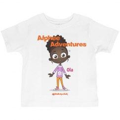 Alphee Adventures Ola T-shirt