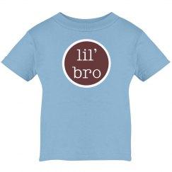 Little Bro Tshirt Little Brother