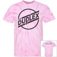 Tie Dye Duplex