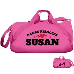 Susan, dance princess