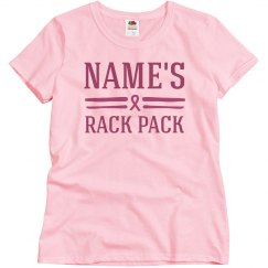 Breast Cancer Awareness Rack Pack