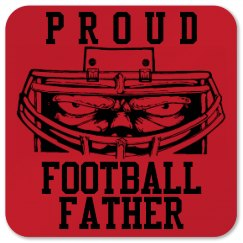 Football Dad Pride