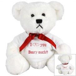 Love/Name Bear