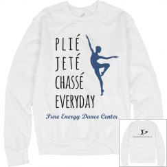 Pure Energy Dance Sweatshirt