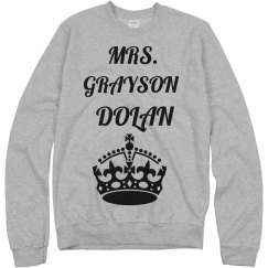 Mrs. Grayson Dolan