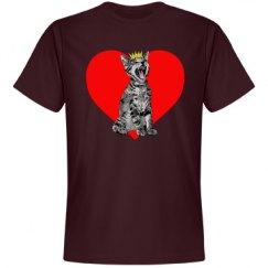 Kitty Heart Unisex