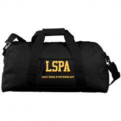LSPA DUFFLE DANCE BAG