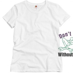Don't Croak Without Jesus