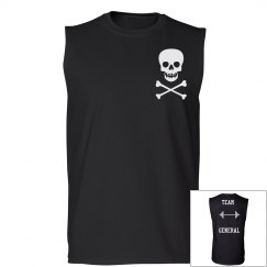Team General Sleeveless Shirts