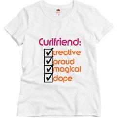 Curlfriend Checklist