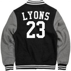 Lyons Football jacket