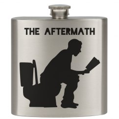 The Aftermath Flask, Men's Flask