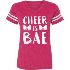 Cheer Is Bae Cheerleading Shirt