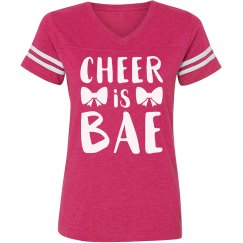 Cheer Is Bae Cheerleading Shirt