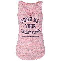Credit score tank