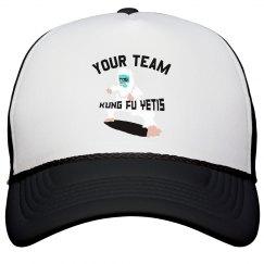 Kung Fu Yetis Team Cap