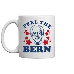 Feel the Bern Mug