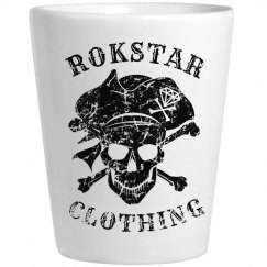 Shotglass - Pirate